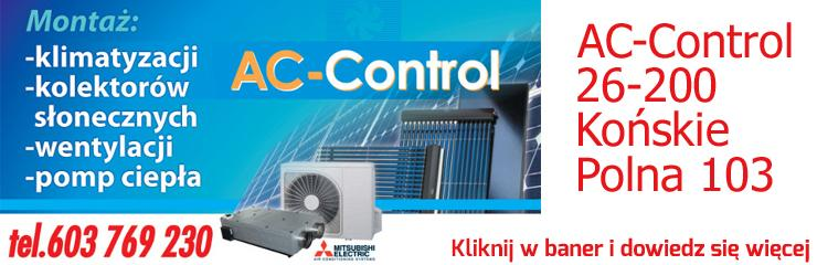 AC Control banner